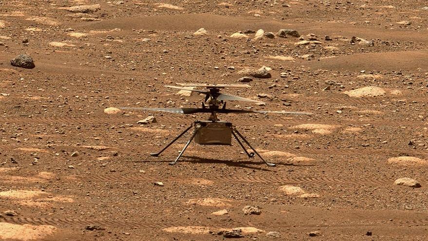 Mars Atmosferi