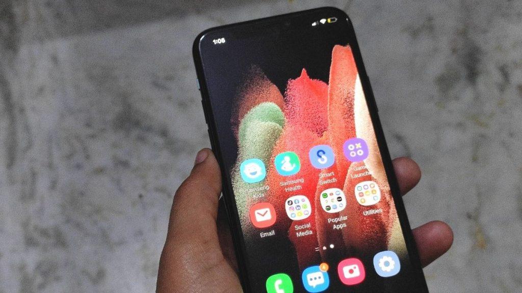 Samsung iTest Uygulaması