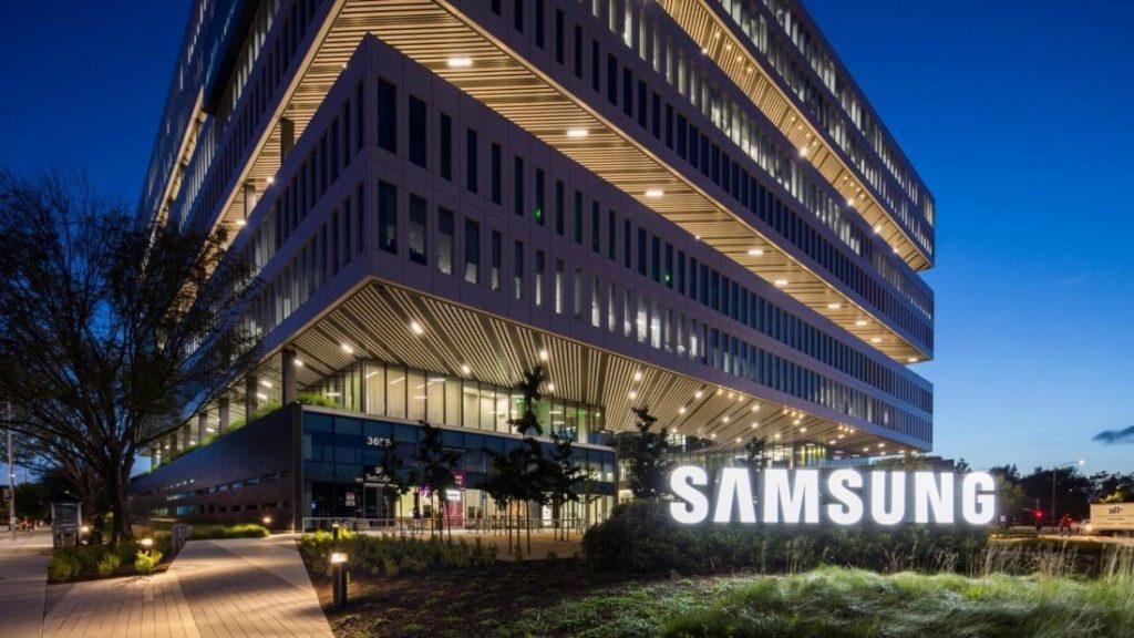 Samsung LG OLED Ekran