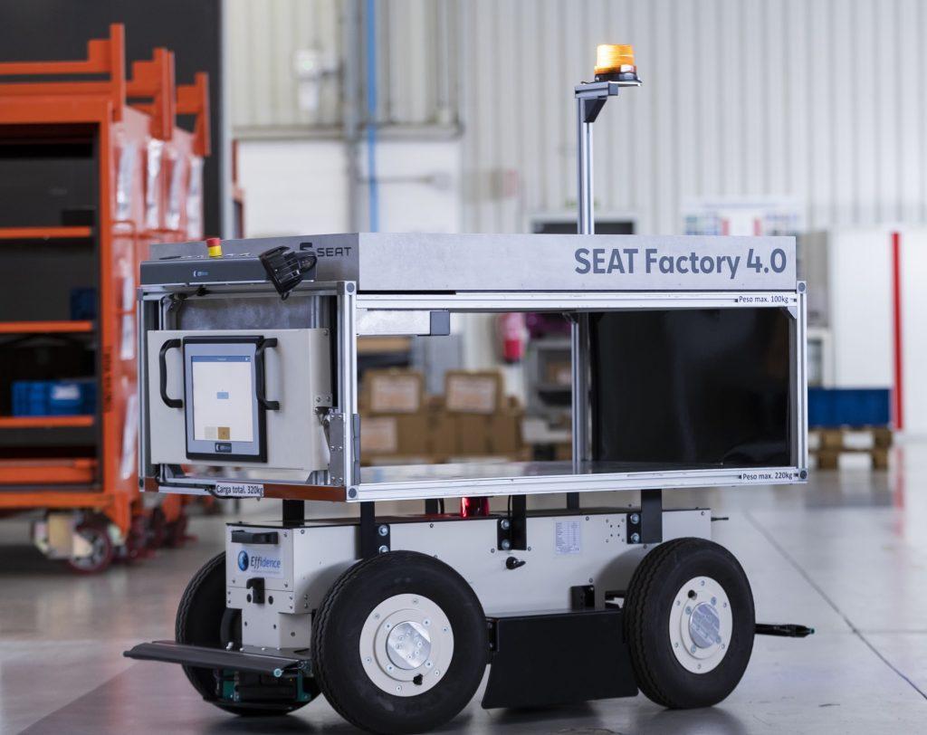 EffiBOT Akıllı Robot