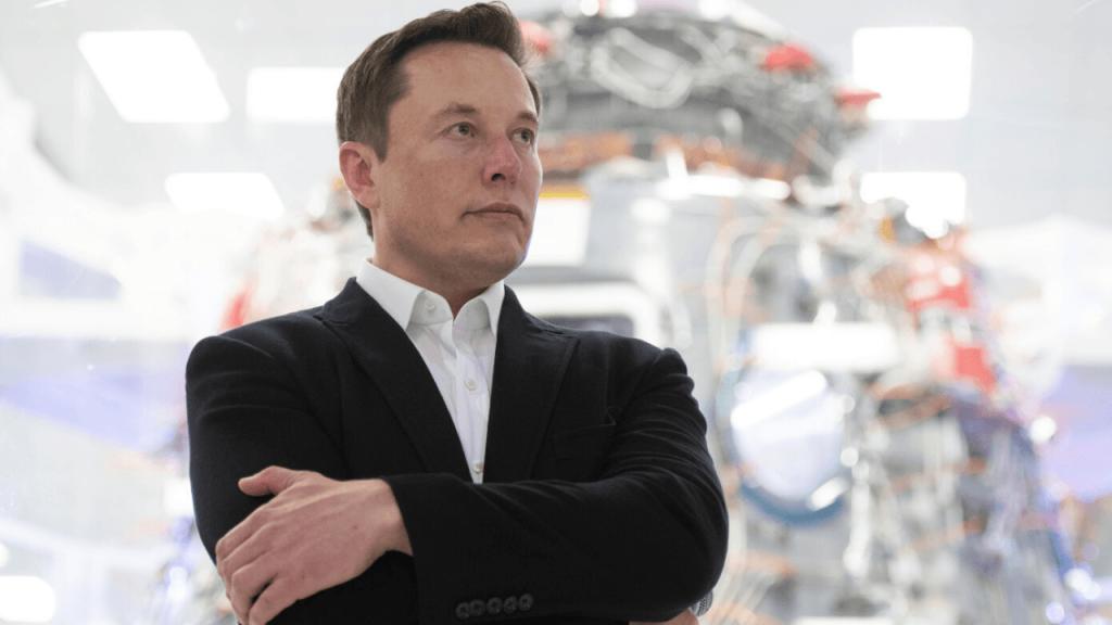 Elon Musk Yönetici