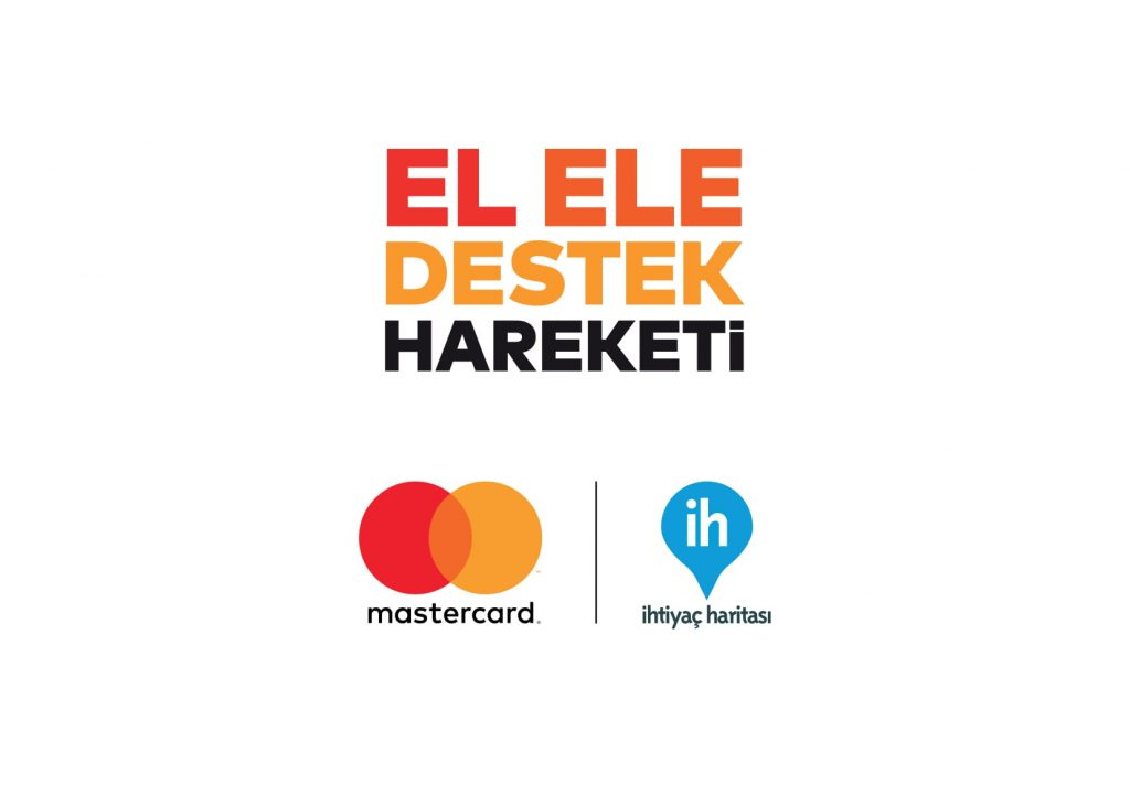 Mastercard El Ele Destek Hareketi
