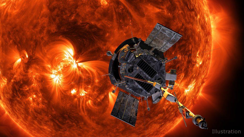 NASA Parker Güneş Sondası