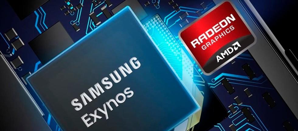 Samsung AMD İş Birliği