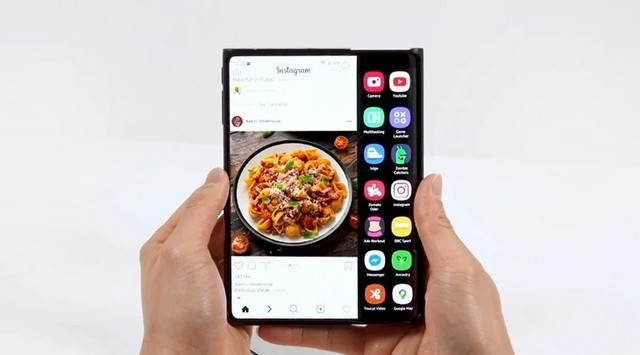 Samsung Ekran Altı Kamerası
