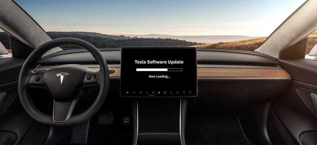 Tesla Model S Kaza