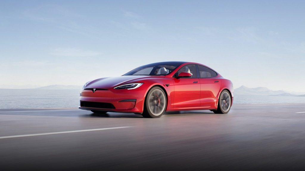 Tesla Model S Plaid Fiyat