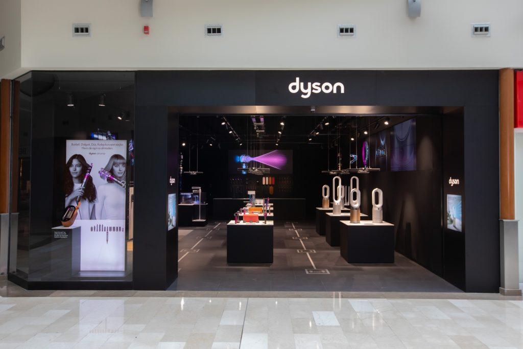 Dyson Demo Storelar