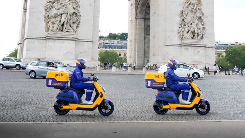 Getir Paris