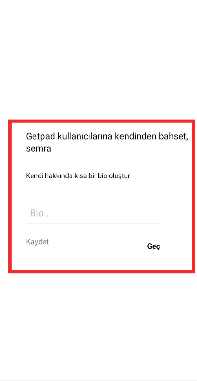Getpad Nedir? Getpad Nasıl Kullanılır?