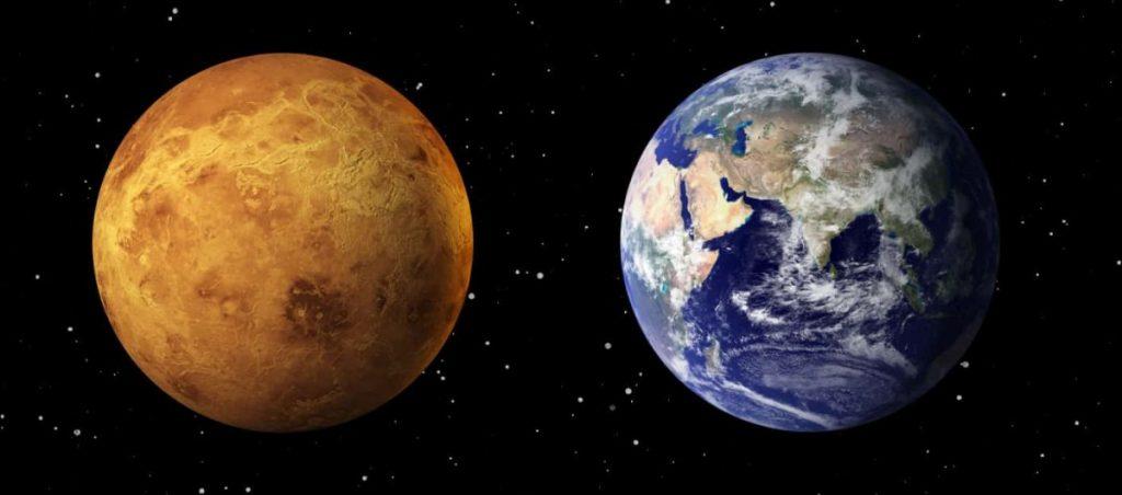 NASA Venüs