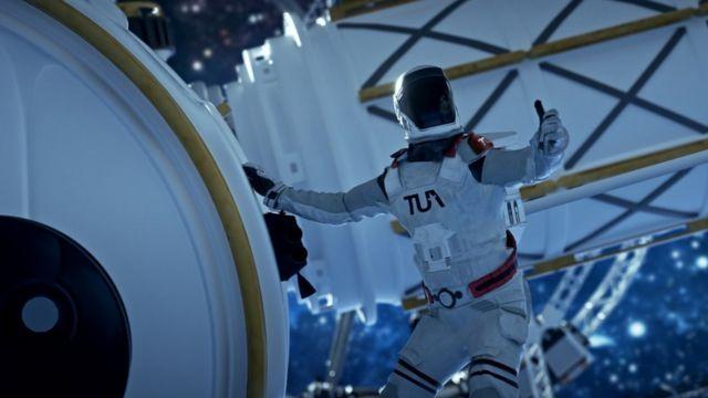 Türkiye Uzay Astronot