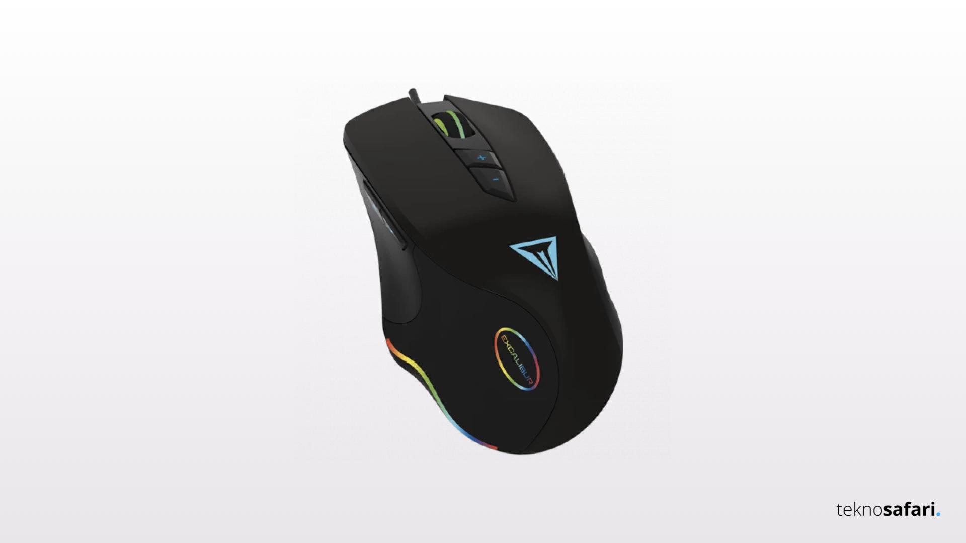 Excalibur oyuncu mouse: GX21