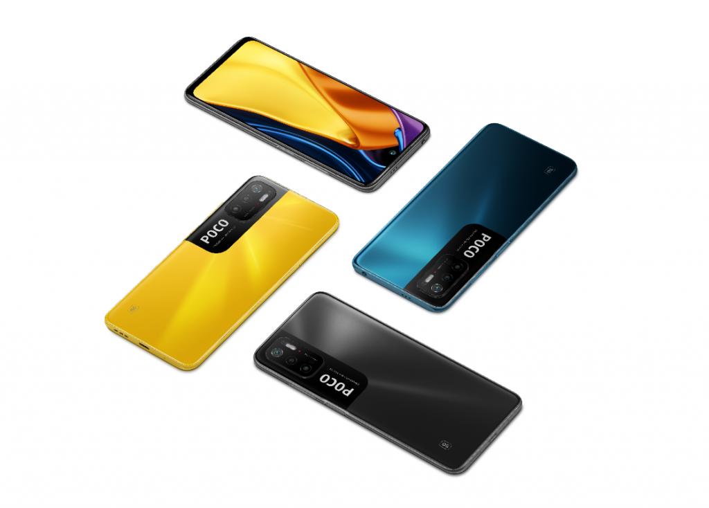 Poco M3 Pro 5G Ekran