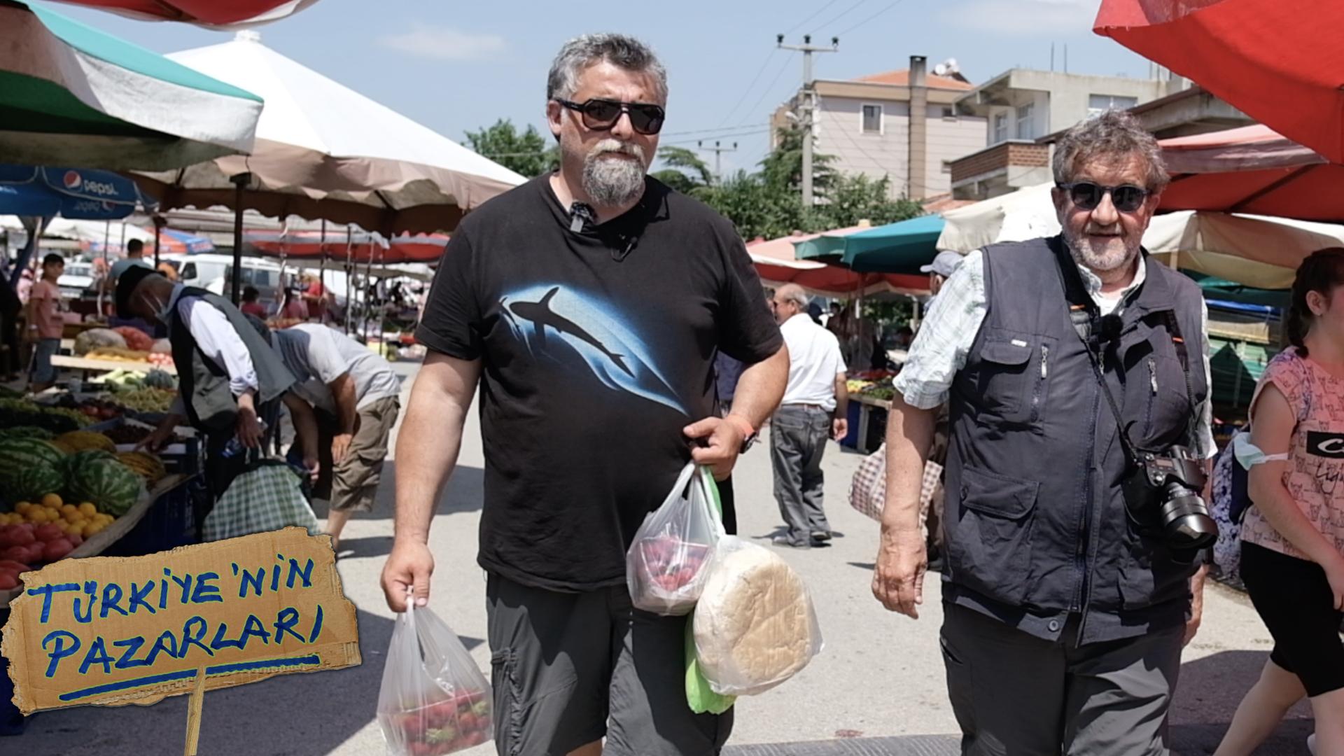 Türkiye'nin Pazarları Ayvacık
