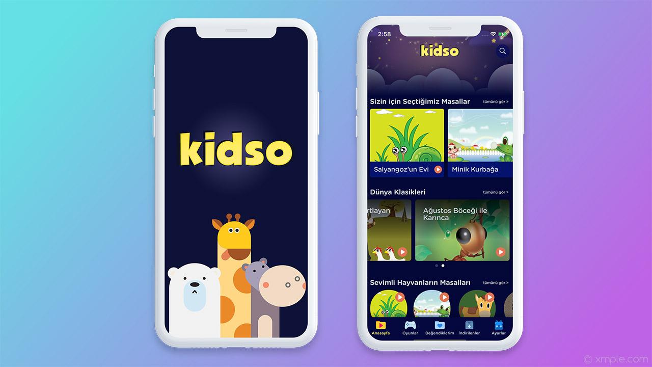 Kidso Uygulaması Ücretli mi?