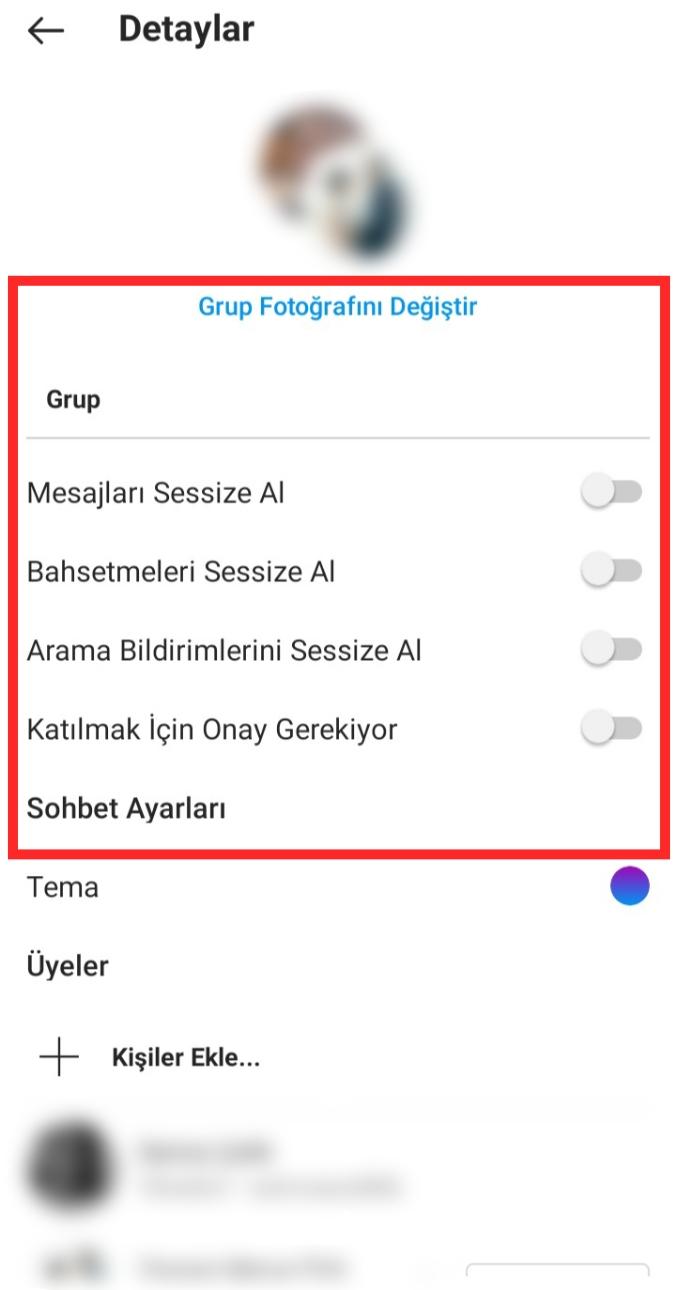 Instagram DM Grup Kurma