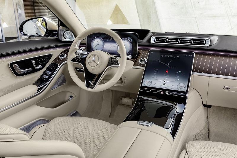 Mercedes-Maybach S-Klasse (Z 223), 2020Mercedes-Maybach S-Klasse (Z 223), 2020