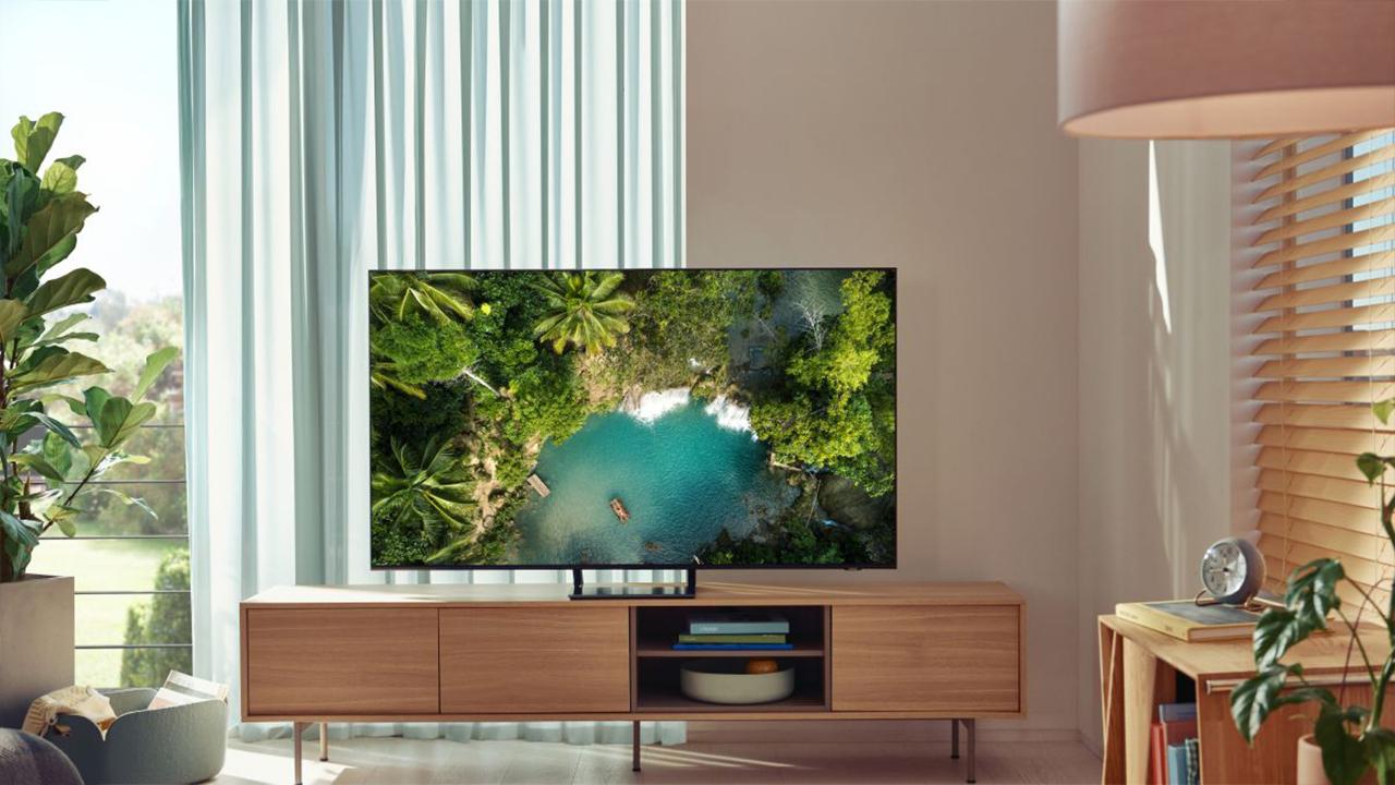 Samsung AU9000 görüntü kalitesi