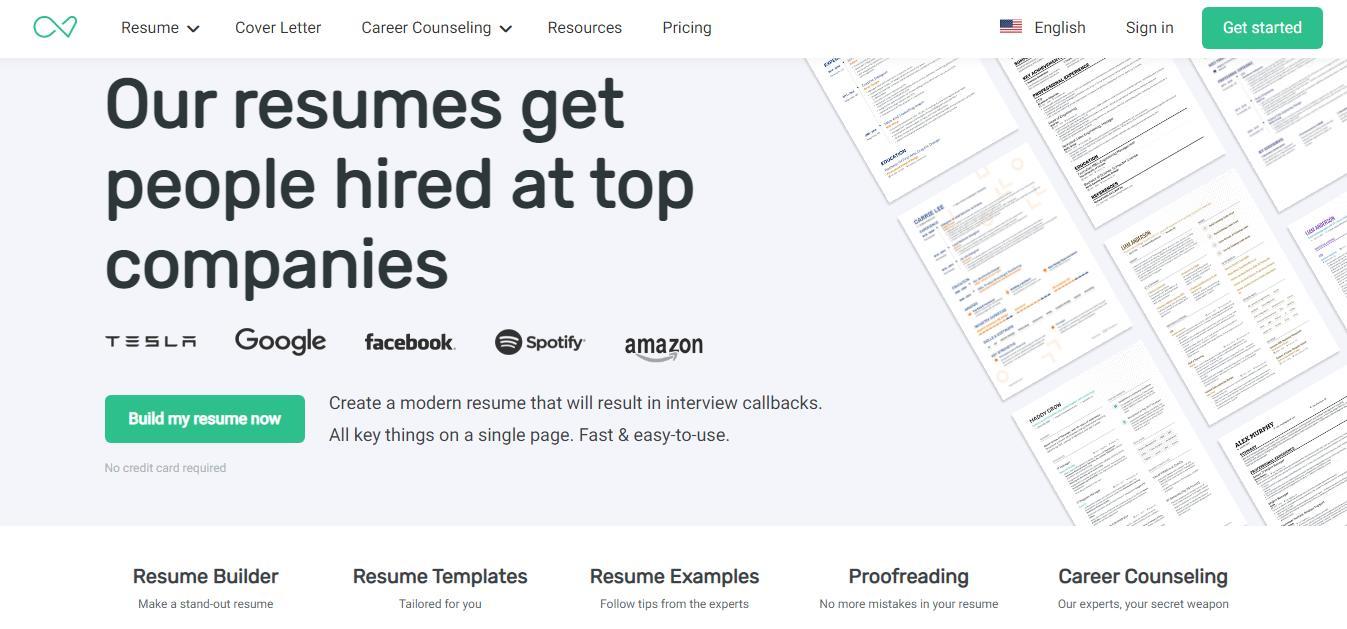 En İyi Online CV Hazırlama Sitesi