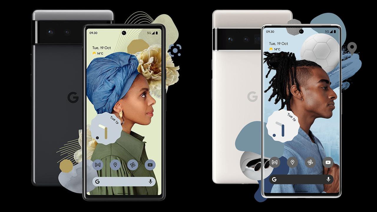 pixel 6 tasarım dili